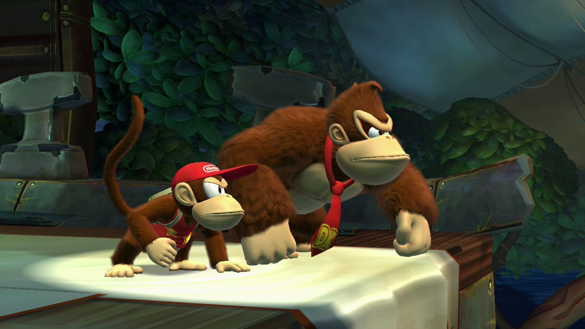 Donkey Kong Country: Tropical Freeze, кадр № 1