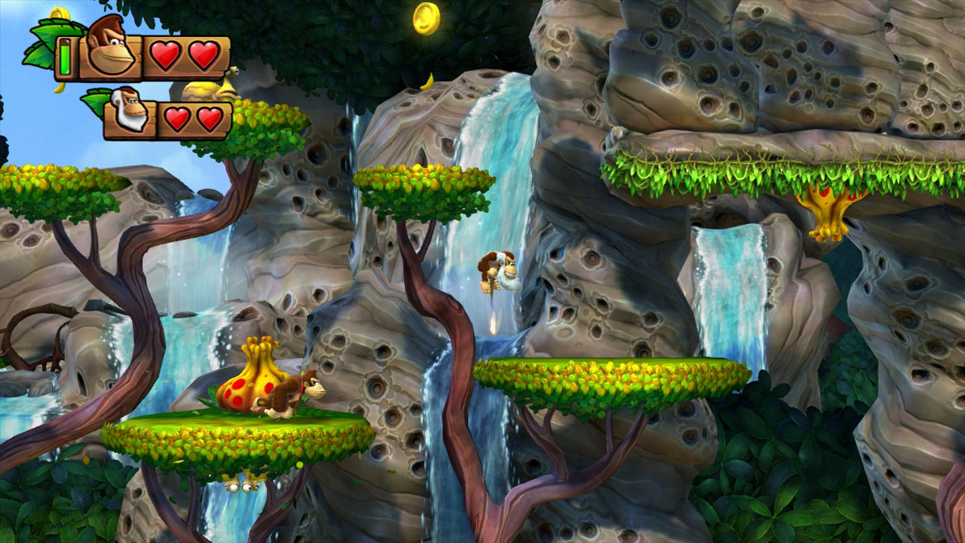 Donkey Kong Country: Tropical Freeze, кадр № 11