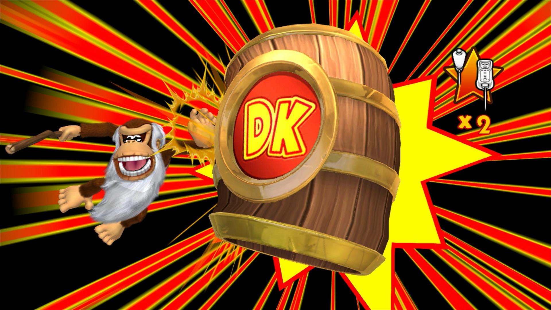 Donkey Kong Country: Tropical Freeze, кадр № 19