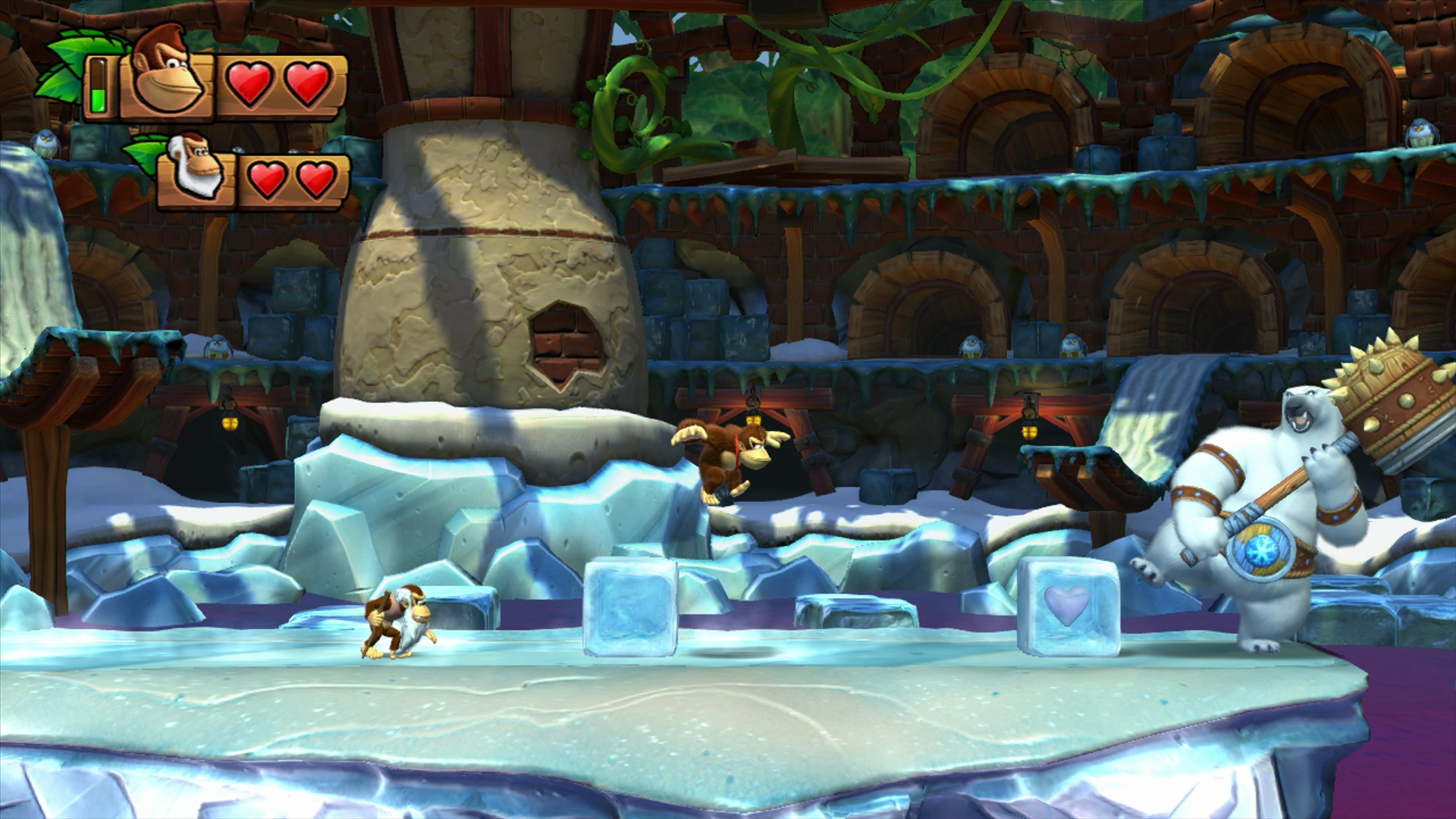 Donkey Kong Country: Tropical Freeze, кадр № 23
