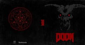 Обложки игры DOOM