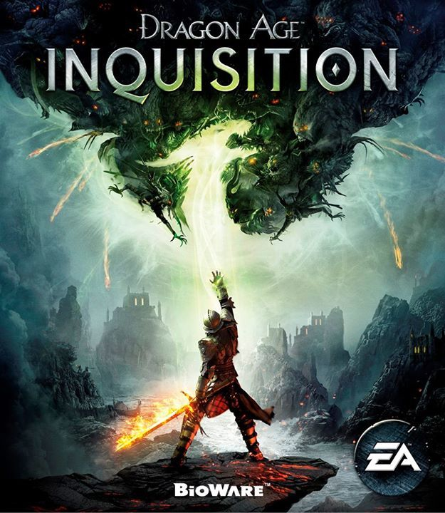 Dragon Age: Inquisition, постер № 2