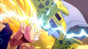 Кадры из игры Dragon Ball Z: Kakarot