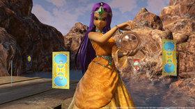Кадры из игры Dragon Quest Heroes II