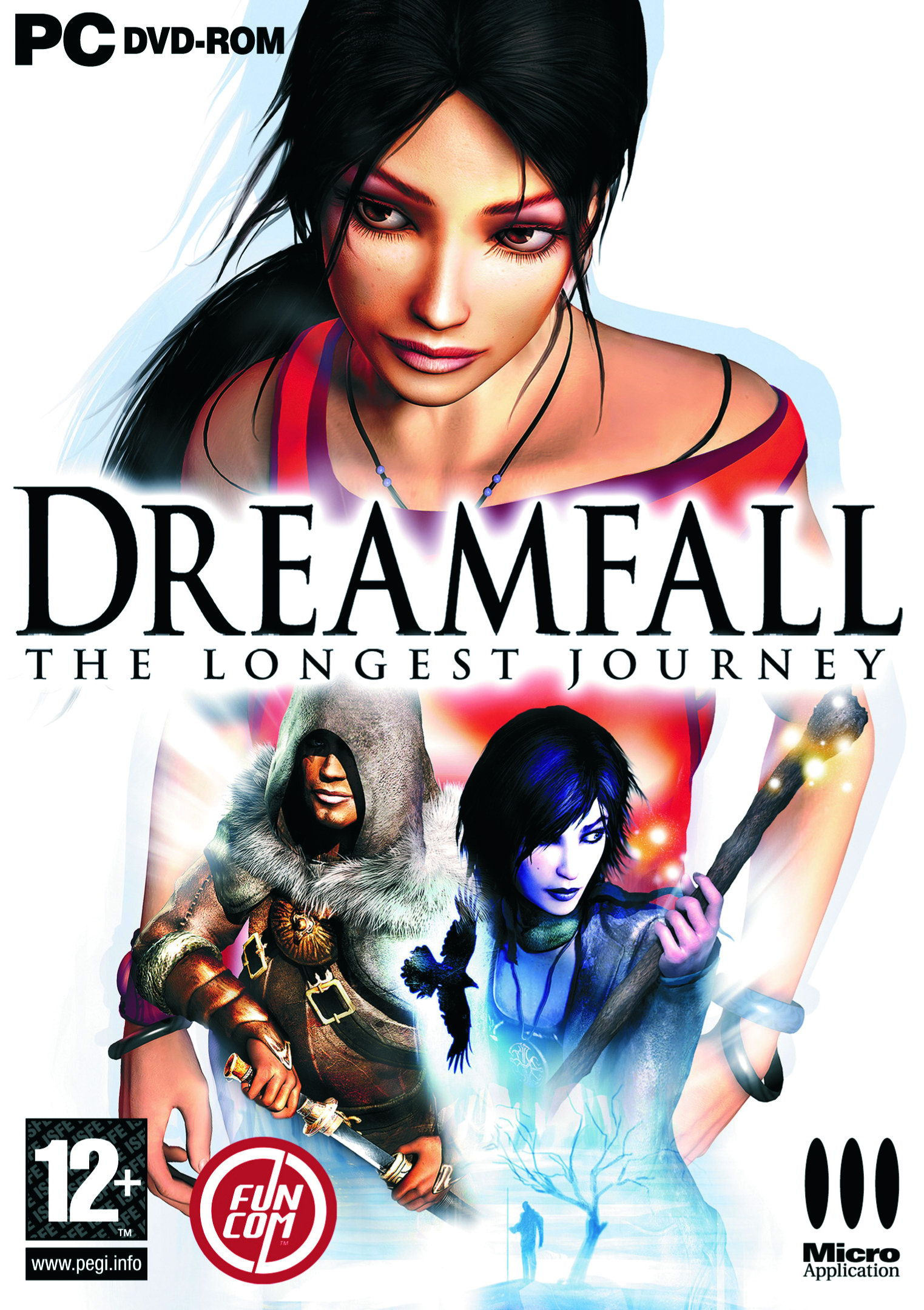 Dream fall the longest journey porn hentia movie
