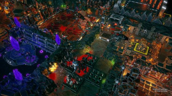 Кадры из игры Dungeons 3