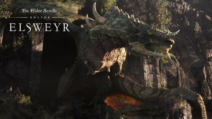 Анонс дополнения The Elder Scrolls Online: Elsweyr