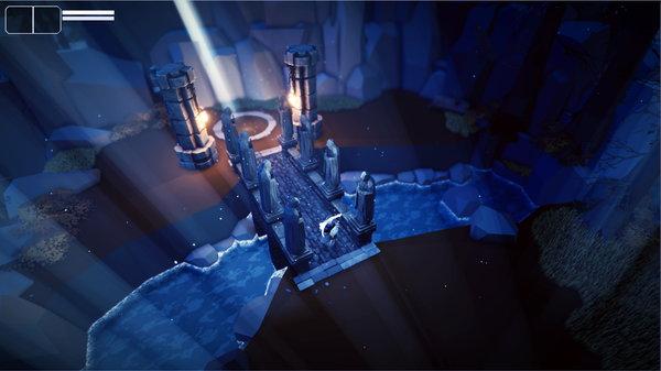 Кадры из игры Fall of Light