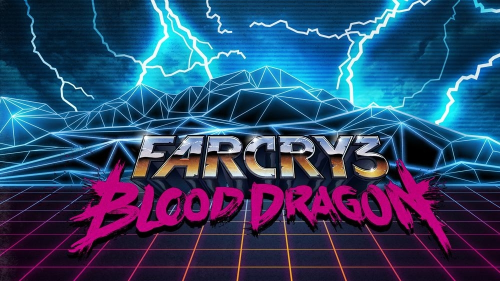 Far Cry 3: Blood Dragon, постер № 2