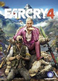 Обложки игры Far Cry 4
