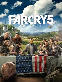 Обложки игры Far Cry 5
