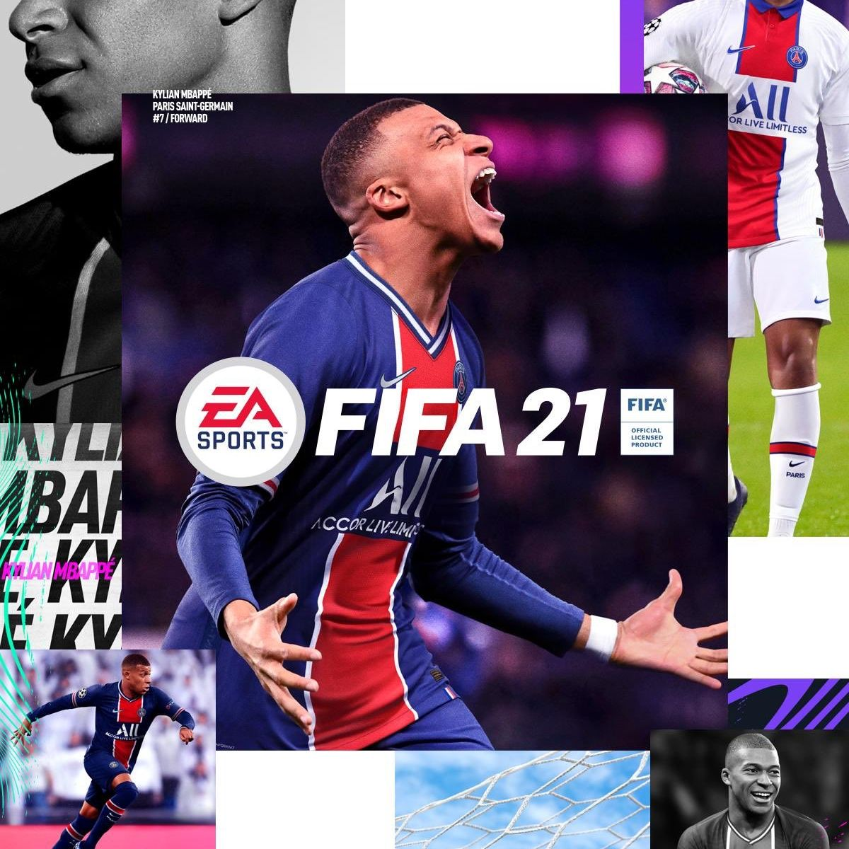 FIFA 21, постер № 1