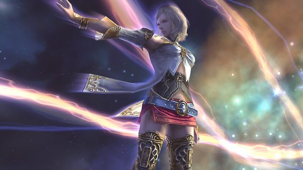 Кадры из игры Final Fantasy XII: The Zodiac Age
