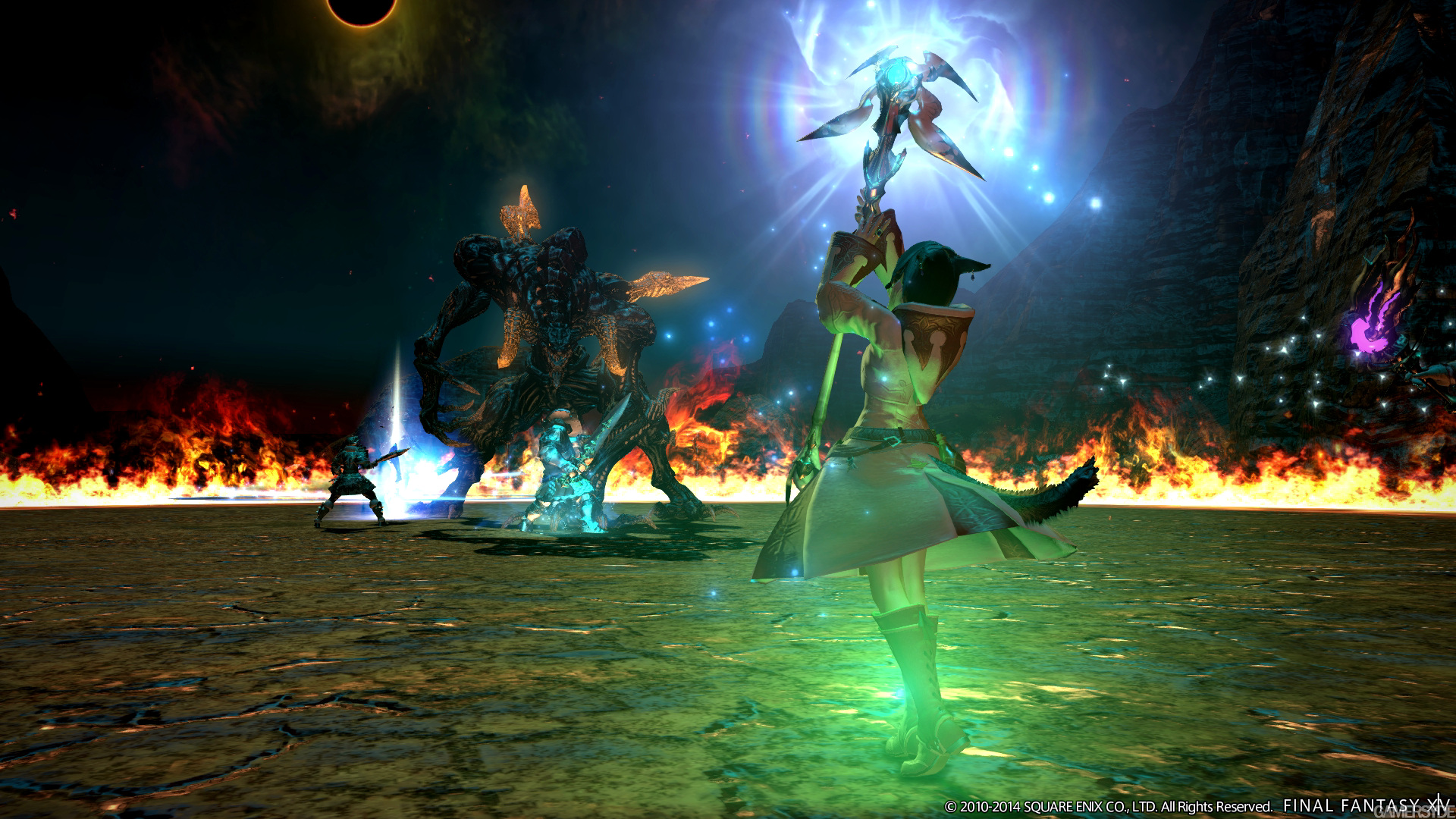 Final Fantasy XIV Online: A Realm Reborn, кадр № 19