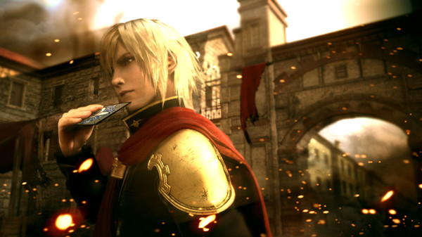 Final Fantasy Type-0 HD идёт на PS4 и Xbox One