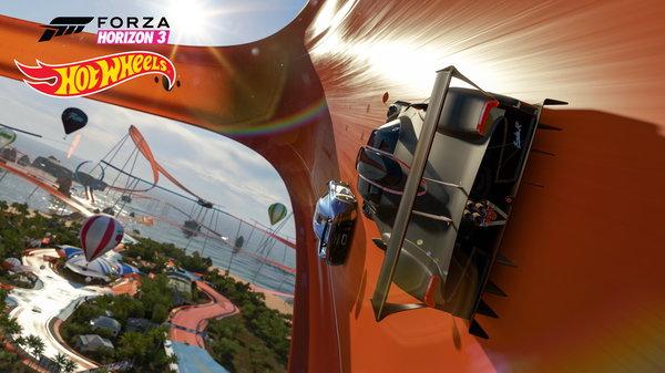 Кадры из игры Forza Horizon 3: Hot Wheels