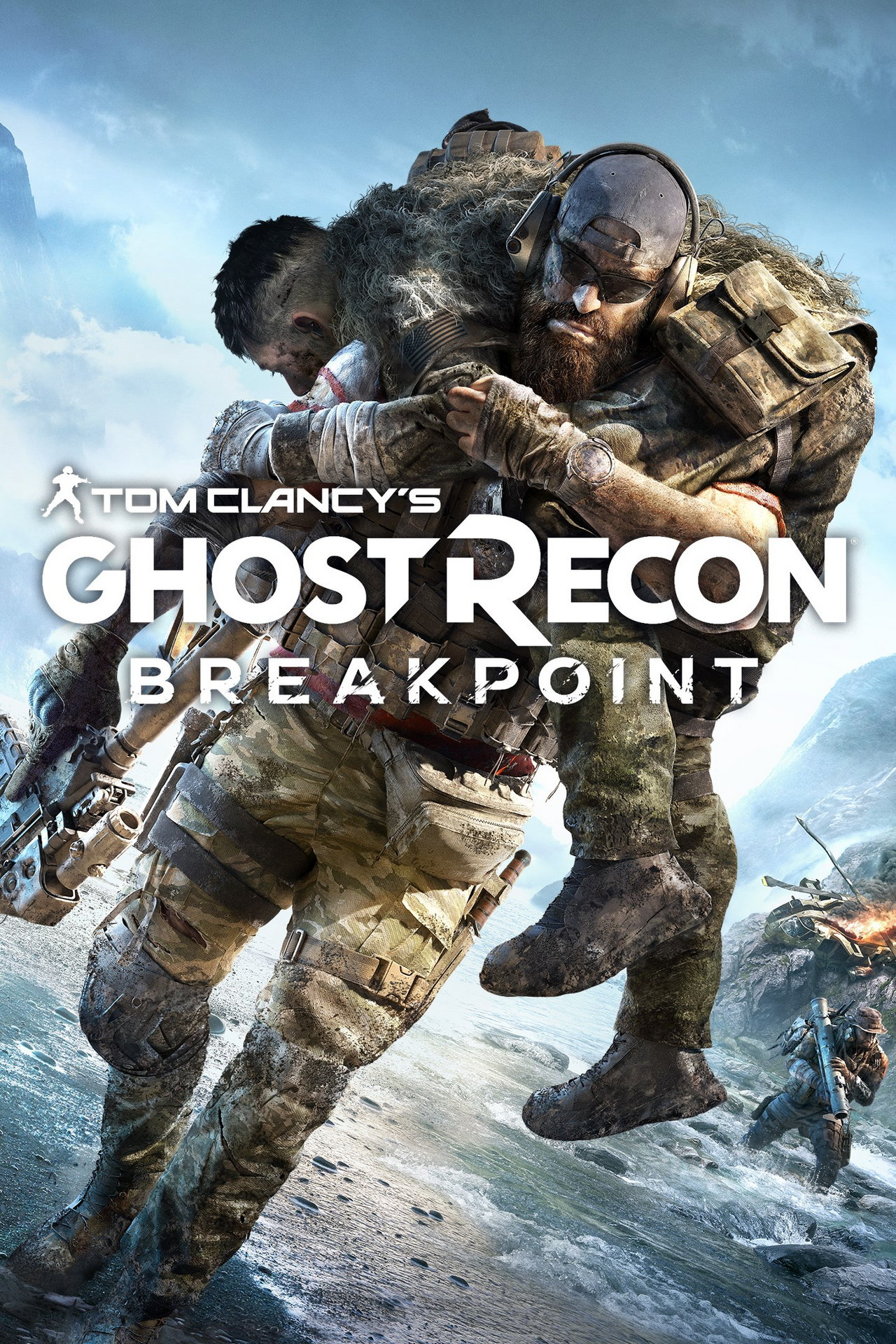 Ghost Recon Breakpoint, постер № 1