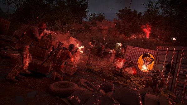 Кадры из игры Ghost Recon Wildlands: Fallen Ghosts