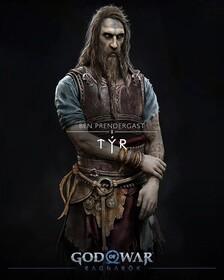 Обложки игры God of War: Ragnarok