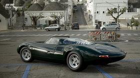Кадры из игры Gran Turismo Sport