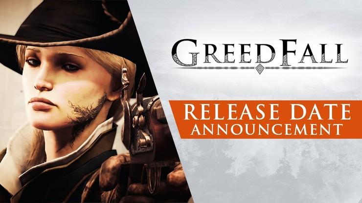 GreedFall — трейлер с датой выхода