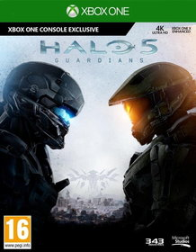 Обложки игры Halo 5: Guardians