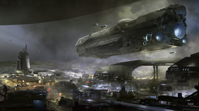 Промо-арт игры Halo 5: Guardians