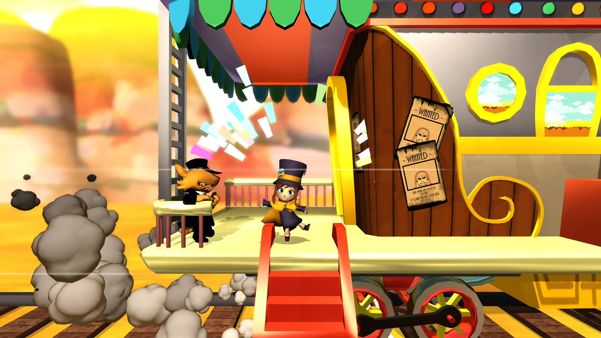 A Hat in Time, кадр № 2