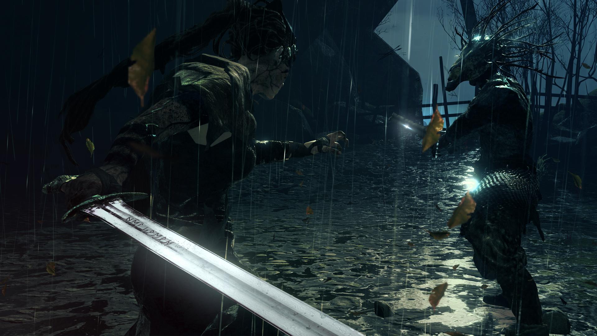 Hellblade: Senua's Sacrifice, кадр № 2