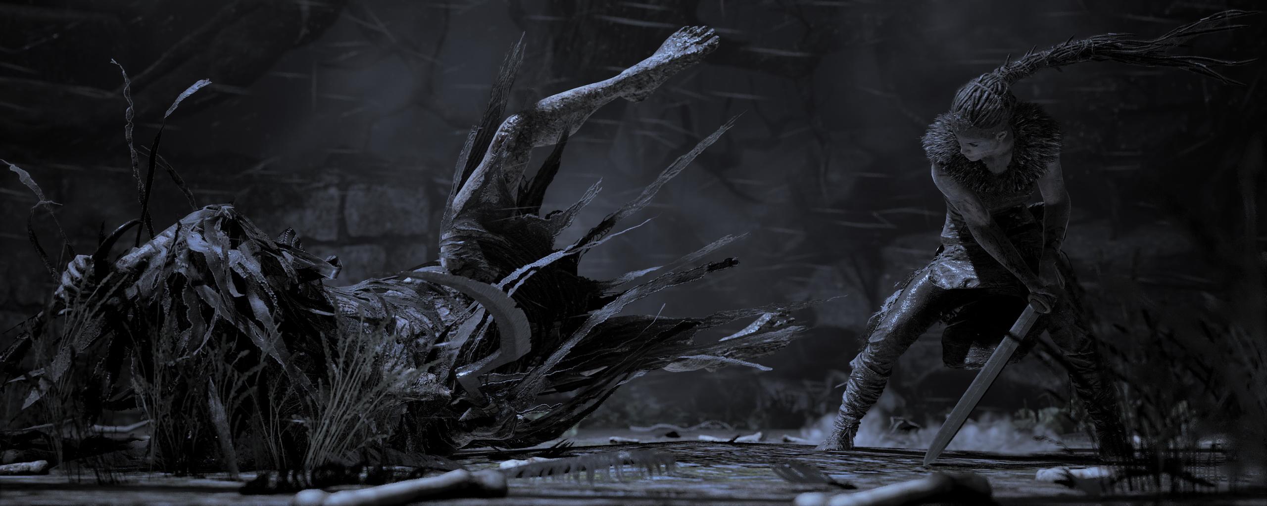 Hellblade: Senua's Sacrifice, кадр № 30