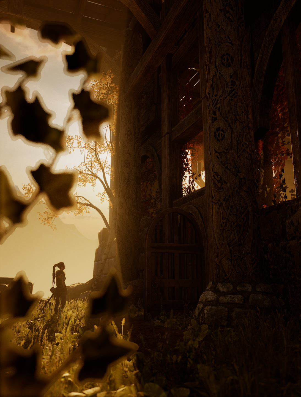 Hellblade: Senua's Sacrifice, кадр № 32