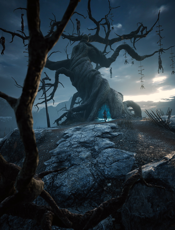 Hellblade: Senua's Sacrifice, кадр № 37