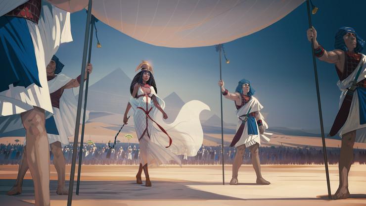 Humankind — анонс и трейлер исторической стратегии от авторов Endless Space