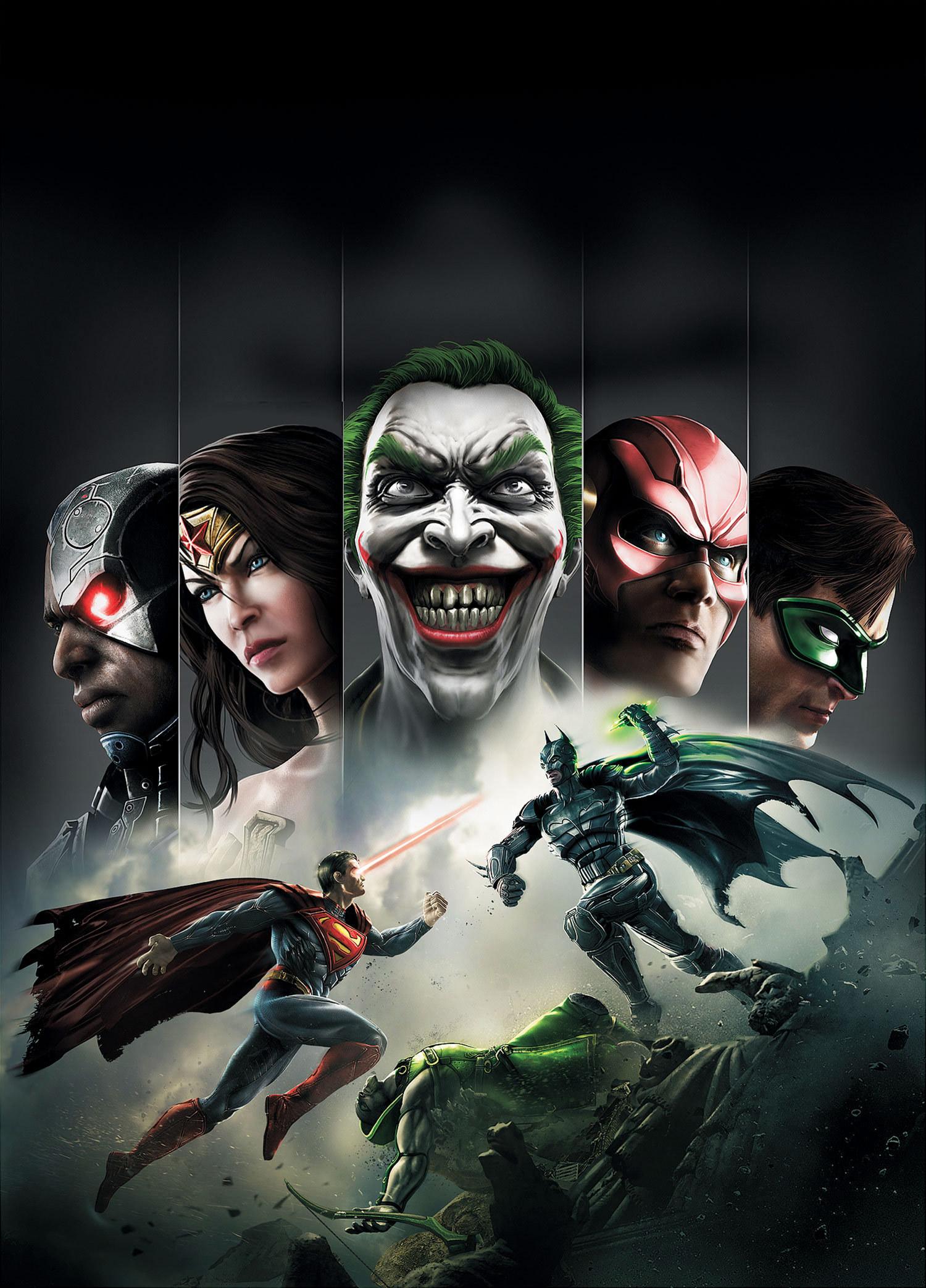 Injustice: Gods Among Us, кадр № 1