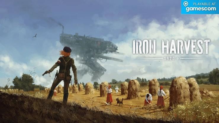 Iron Harvest — дата выхода и трейлер стильной RTS