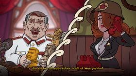 Irony Curtain: From Matryoshka with Love