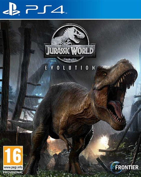 Jurassic World: Evolution, постер № 1