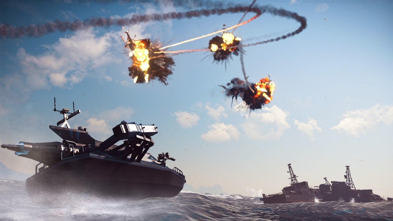 Just Cause 3, кадр № 32