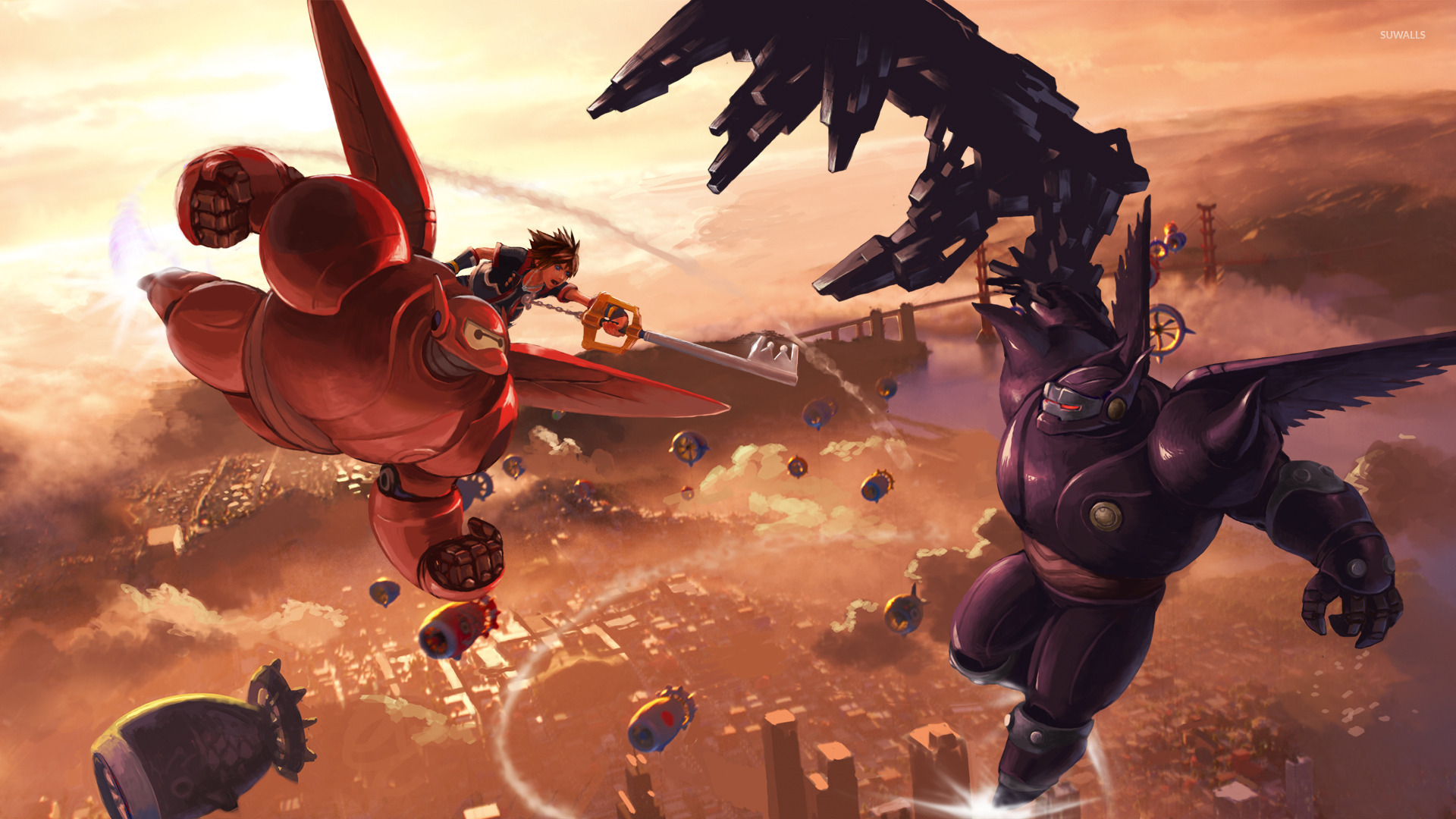 Kingdom Hearts III, кадр № 1