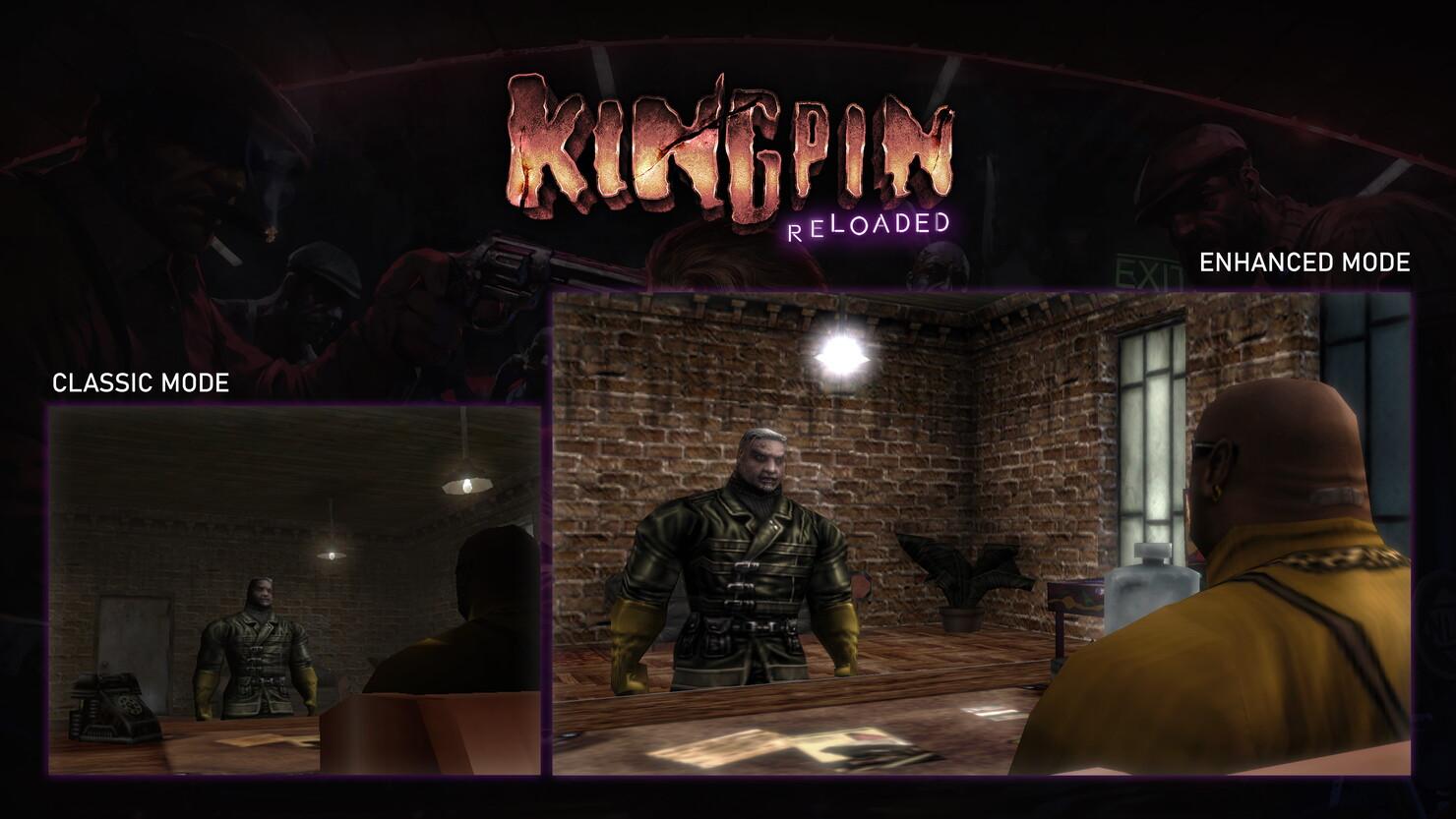 Кадры из игры Kingpin: Reloaded