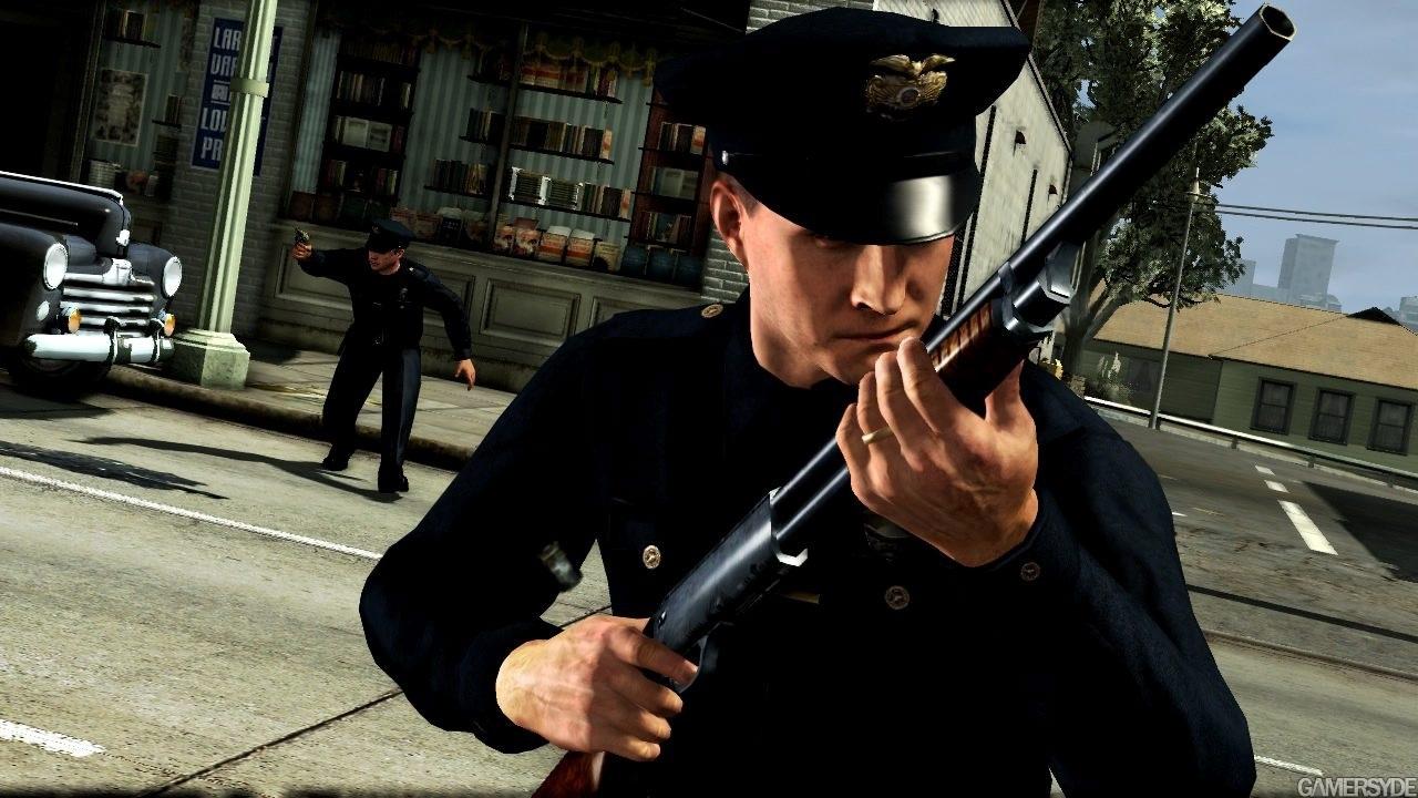 L.A. Noire, кадр № 2