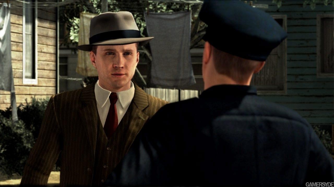 L.A. Noire, кадр № 4