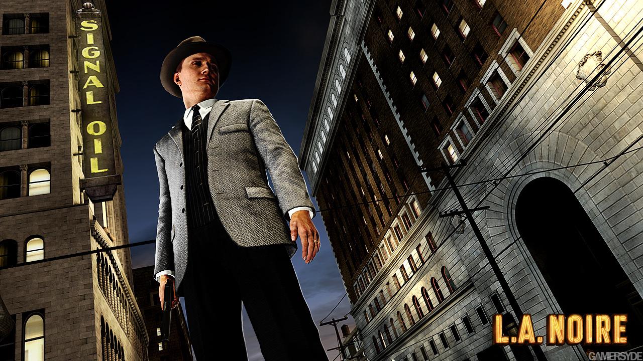 L.A. Noire, кадр № 6