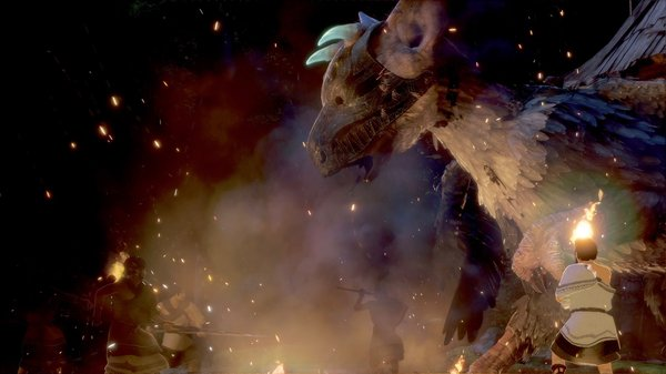Кадры из игры «Последний хранитель»