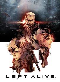 Обложки игры Left Alive