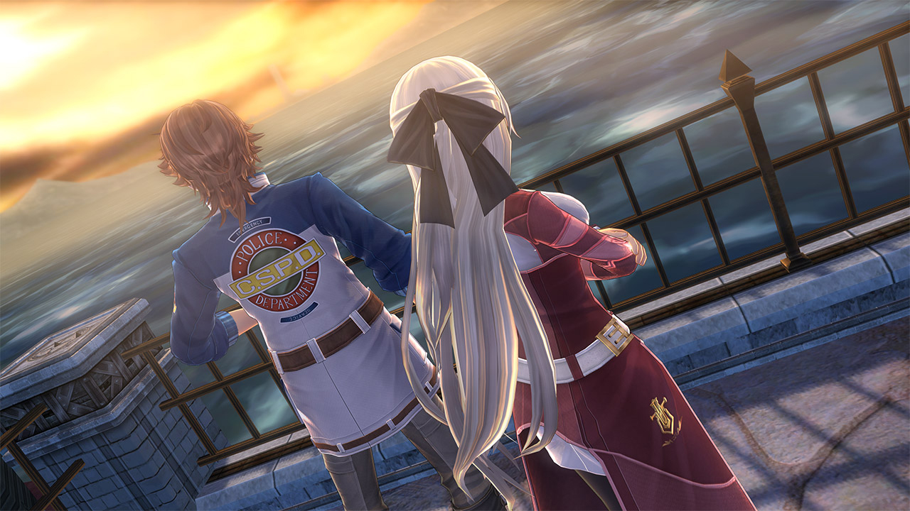 The Legend of Heroes: Trails of Cold Steel IV — The End of Saga,  № 1