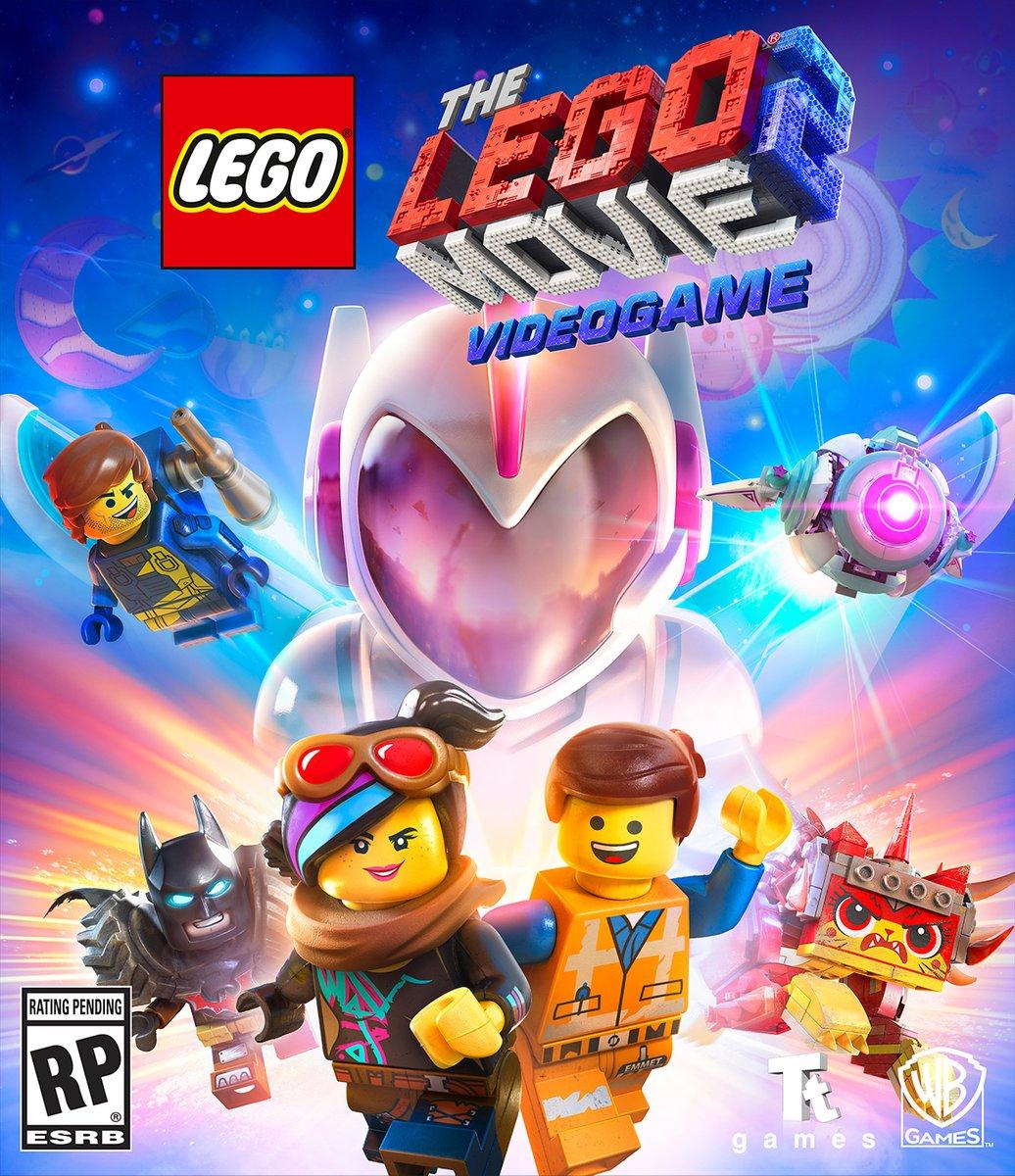 The LEGO Movie 2 Videogame, постер № 1