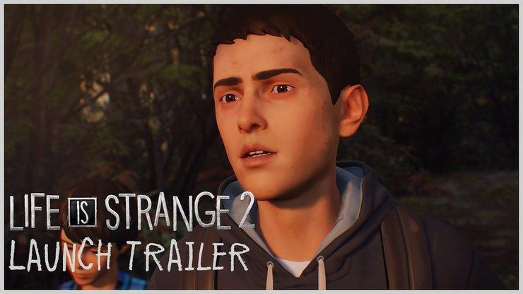 Life is Strange 2 — премьерный трейлер
