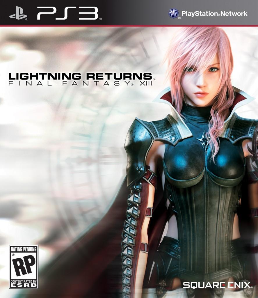 Lightning Returns: Final Fantasy XIII, постер № 1