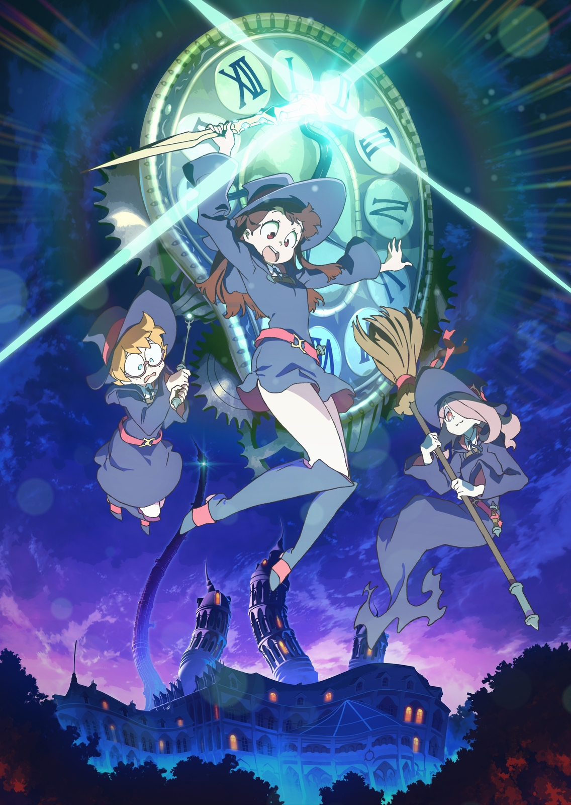 Little Witch Academia: Chamber of Time, кадр № 5